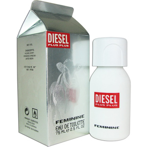 Women's Fragrances-Diesel Plus Plus EDT Perfume for Women