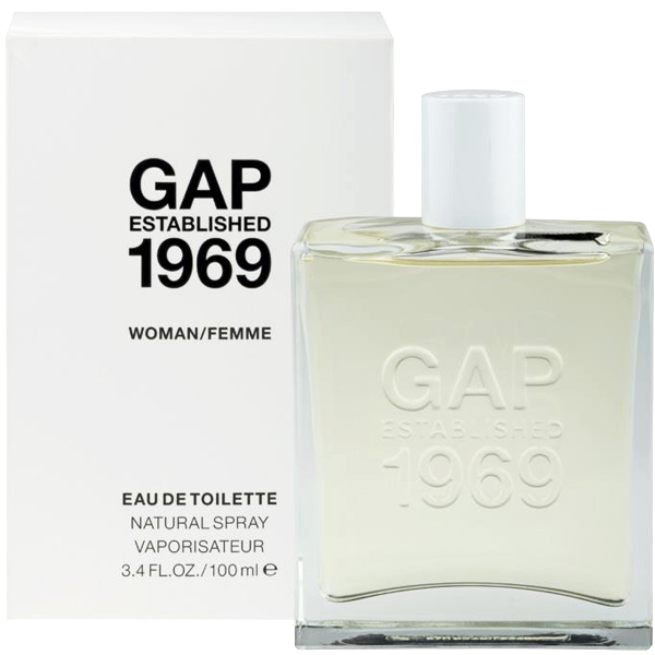GAP 1969 EDT Perfume for Women