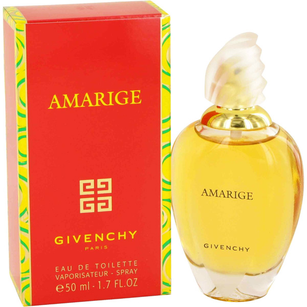 Women's Fragrances-Givenchy Amarige EDT Perfume for Women