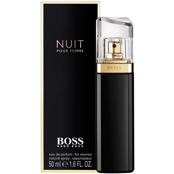 Women's Fragrances-Hugo Boss Nuit EDP Perfume for Women
