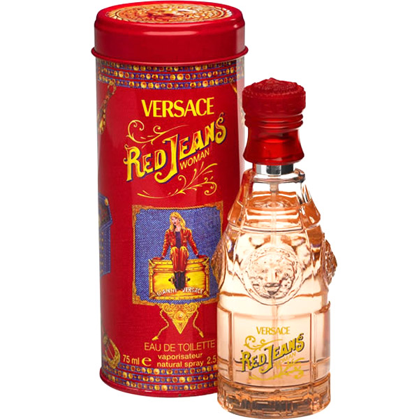 Versace Red Jeans EDT Perfume for Women