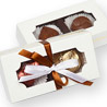 2 Pieces Chocolate Box