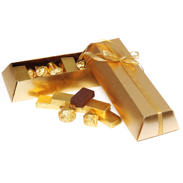 Gold Bar Box
