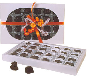 Shape Chocolate Box