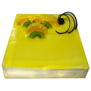 Eggless Fruit Florida Cake - Mumbai Special