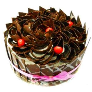 Black Forest Gateau Cake - Mumbai Special