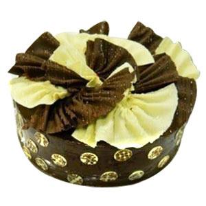 Hazelnut Chocolate Cake - Mumbai Special