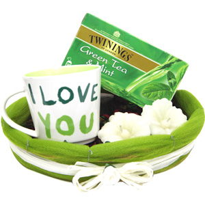 Tea & Coffee Gift Hamper-Attractive Birthday Set
