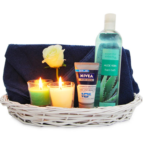 Beauty & Spa Hampers-Relaxing Spa Combo