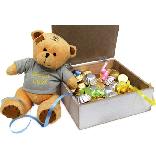 Cute Good Luck Hamper