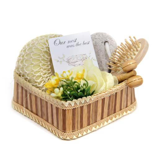 Exclusive spa GIFTS BASKET