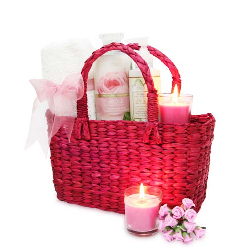 Beauty & Spa Hampers-Beautiful Spa Combo