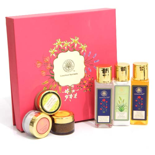 Luxurious Ayurveda Hamper