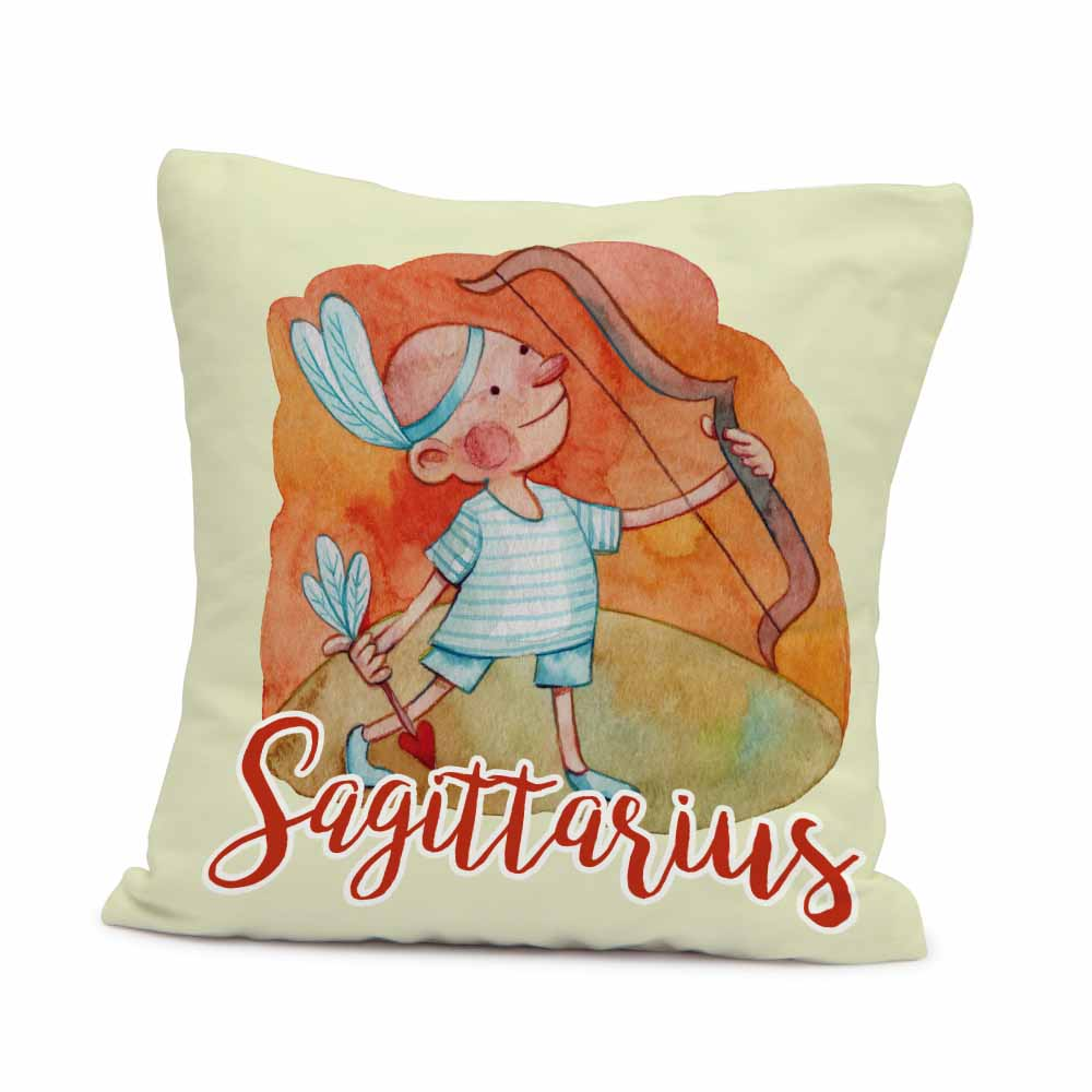 Creative Sagittarius Cushion