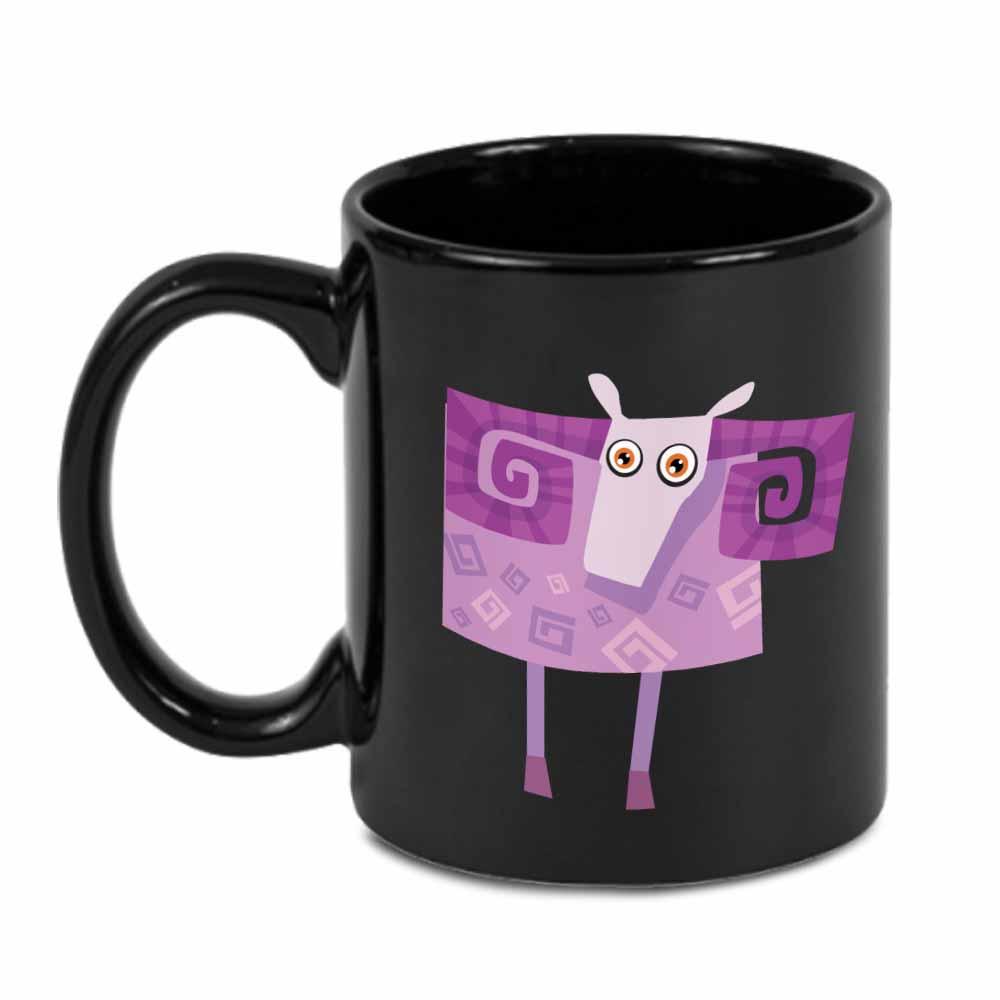 Home Decor-Capricorn Mug (Black)