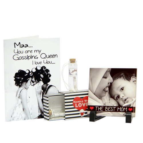 Personalized Pack for Gossiping Queen
