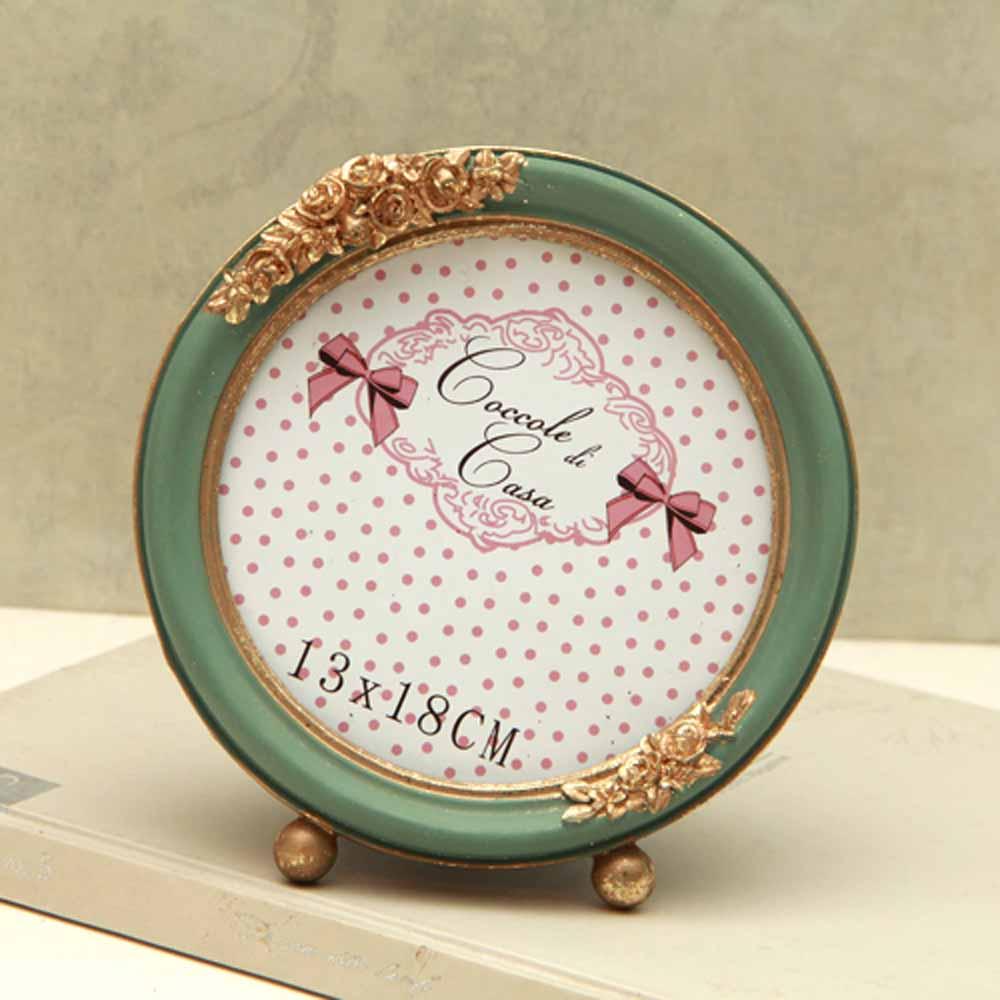 Ceramic Plate Photo Frame
