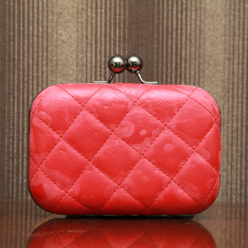 Majestic Red Clutch For Her