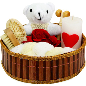 Beauty & Spa Hampers-Love Spa Combo