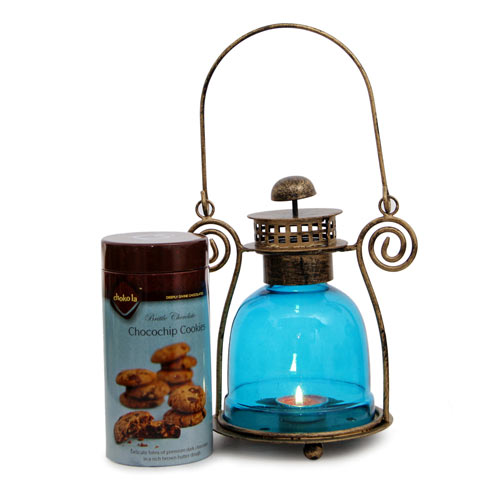 Chocochip Cookies N Lantern