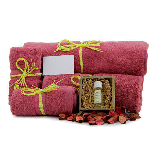 Branded Towels Gift For Mom