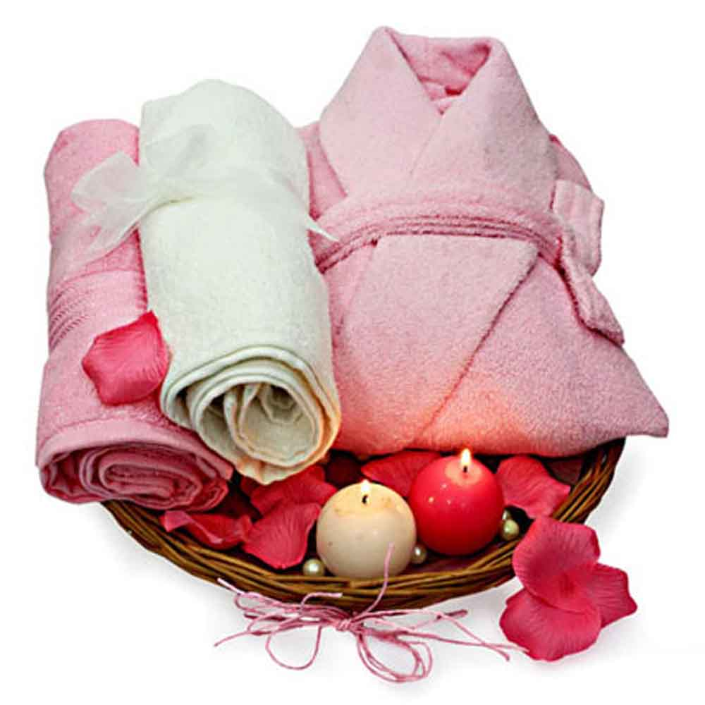 Beauty & Spa Hampers-Mothers Day Perfectly Pink Hamper