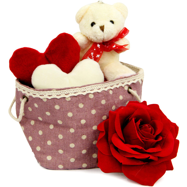 Heart Toy N Rose