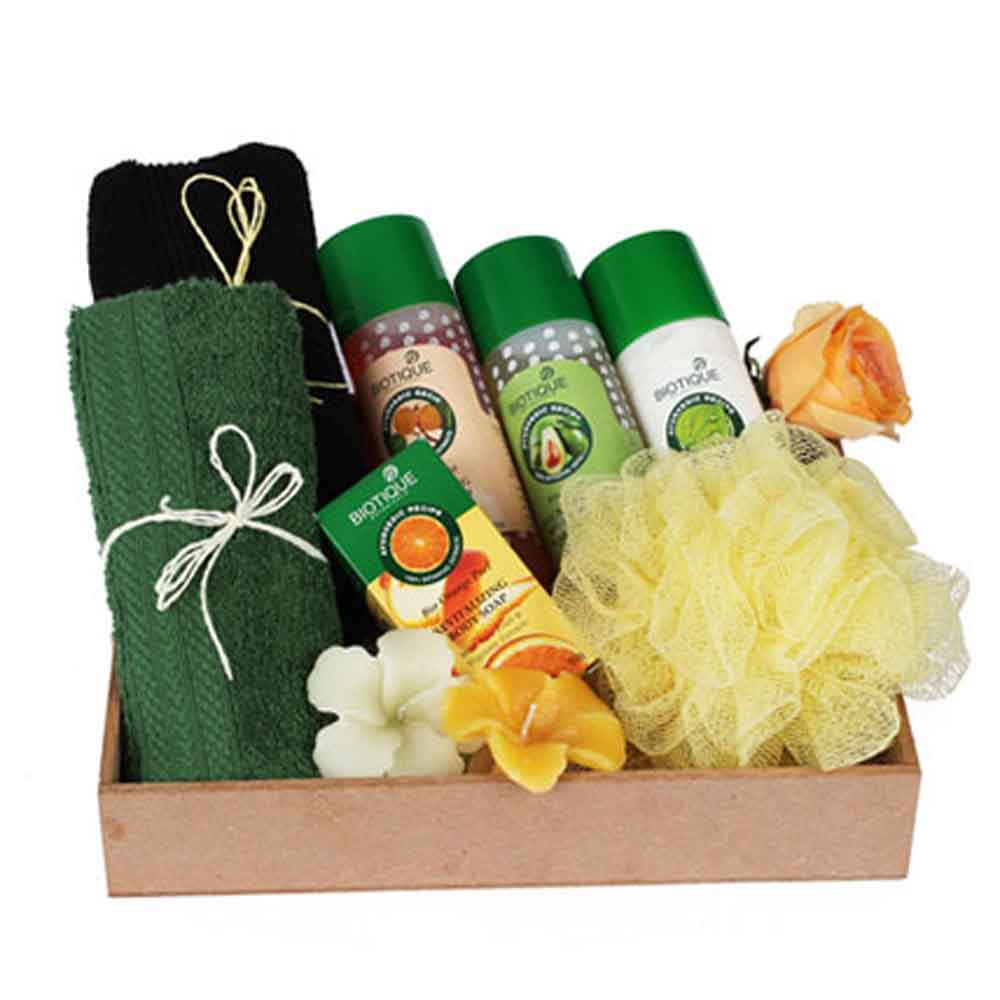 Mothers Day Luxurious Herbal Spa Hamper