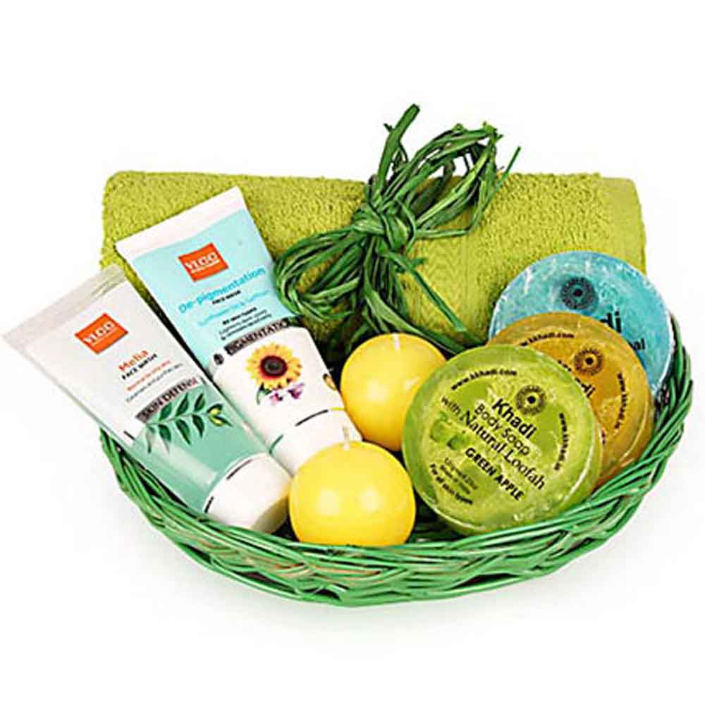 Mothers Day Refreshing Vacation Spa Hamper