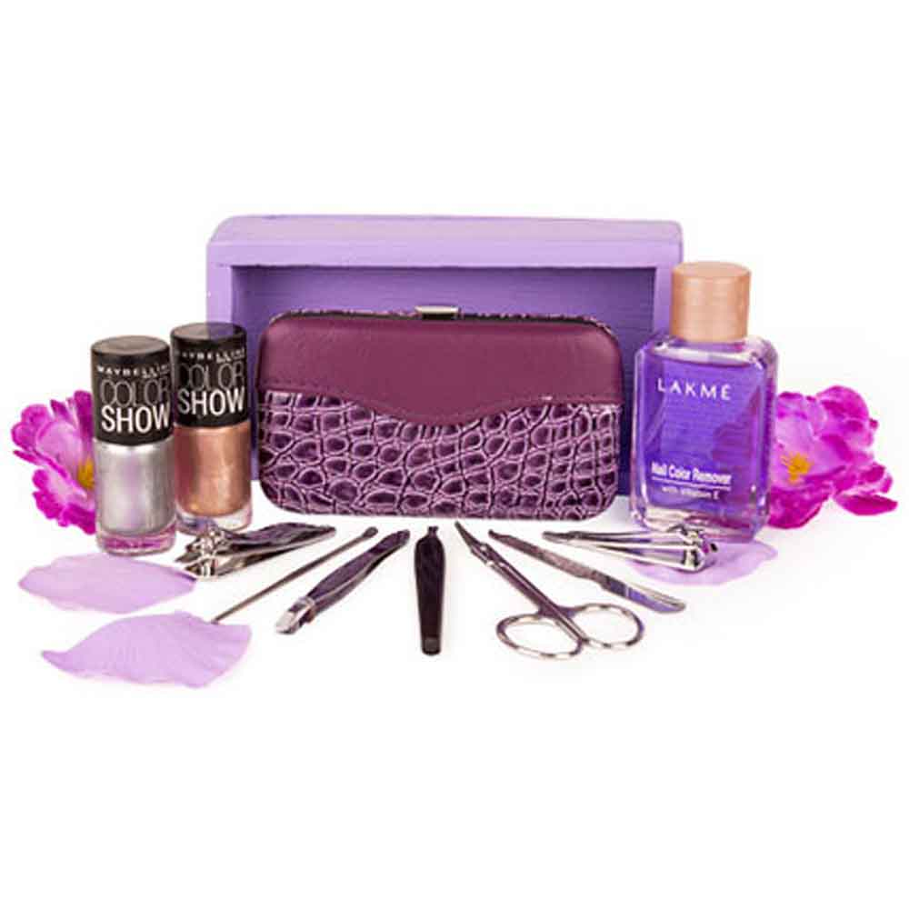 Beauty & Spa Hampers-Mothers Day Stylish Nail Care Kit