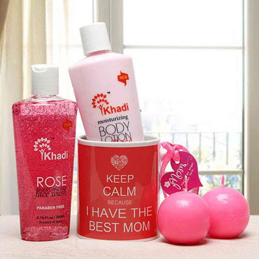 Mothers Day Pamper Your Mom