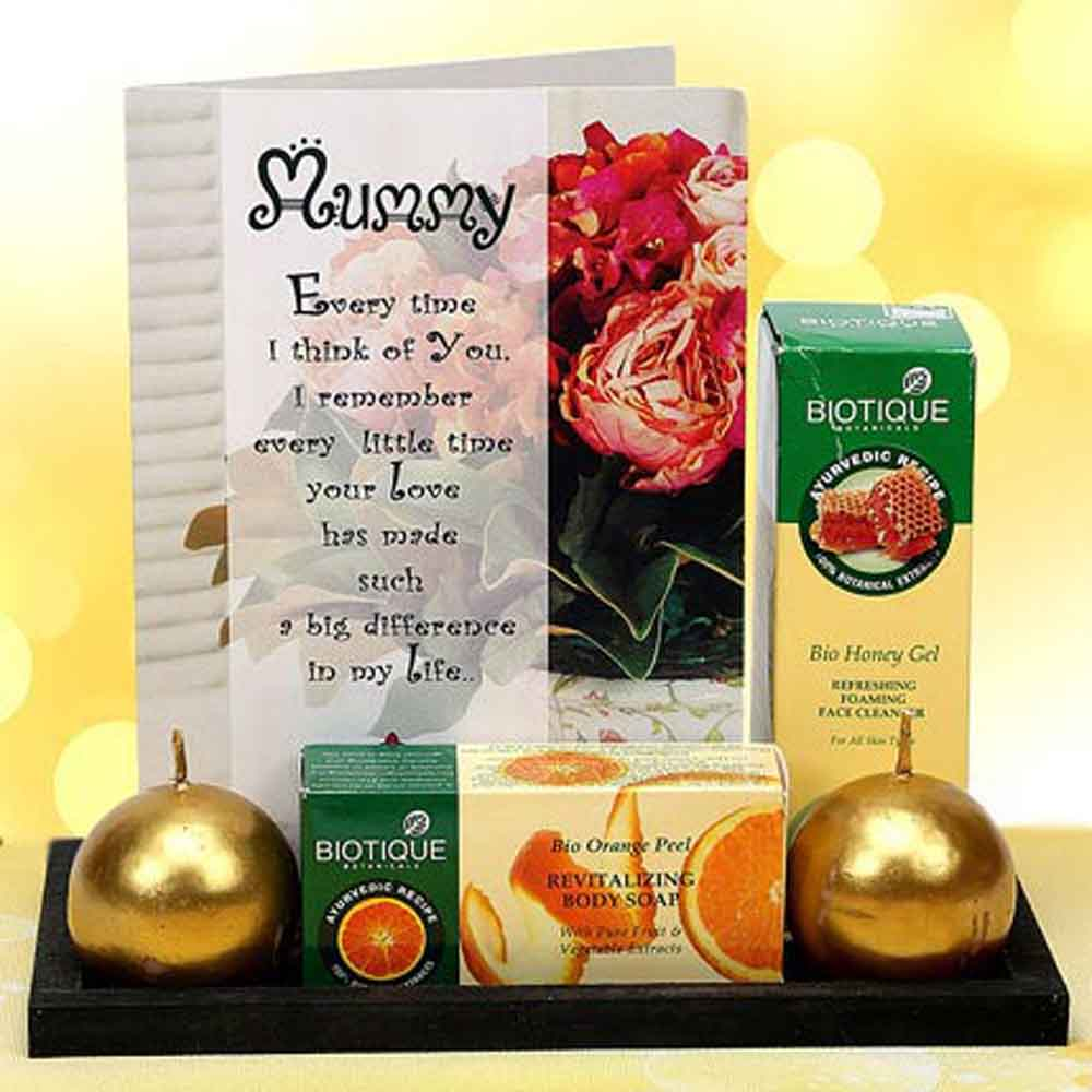 Mothers Day Rejuvenating Hamper For Moms