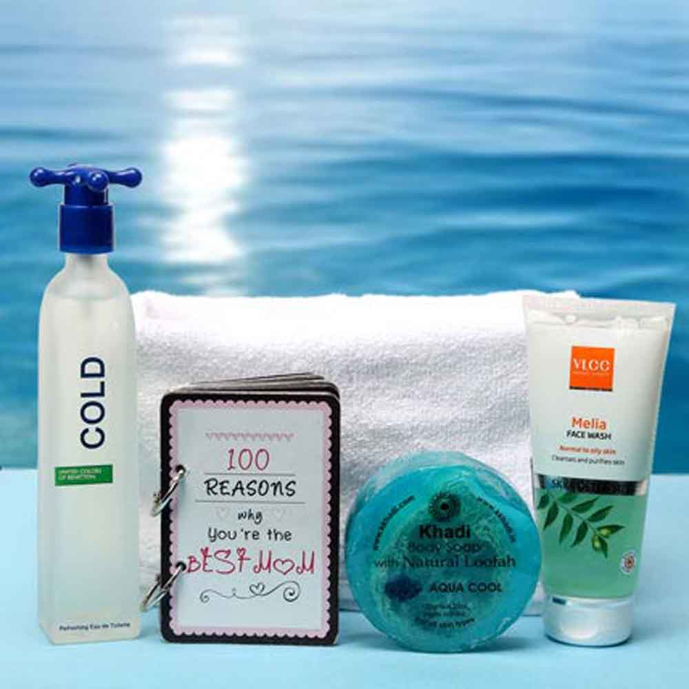 Beauty & Spa Hampers-Mothers Day A Little Care For Your Mom