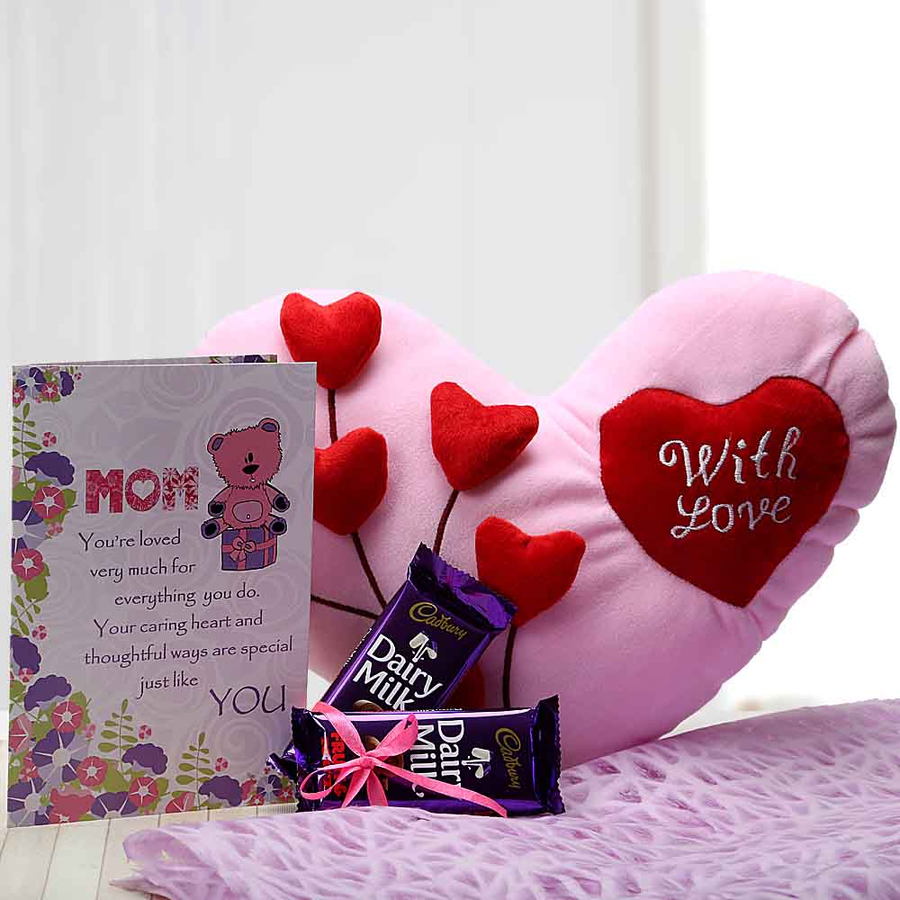 Mothers Day To Mom With Love