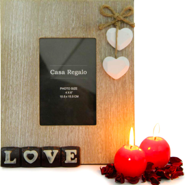 Photo Frames N Candles