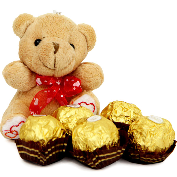 Chocolates N Teddy