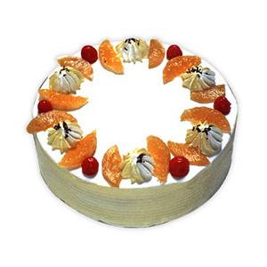 Delhi & NCR Special-Fresh Fruit Cake - Delhi Special