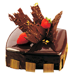 Indore Special-Choco Land Cake - Indore Special