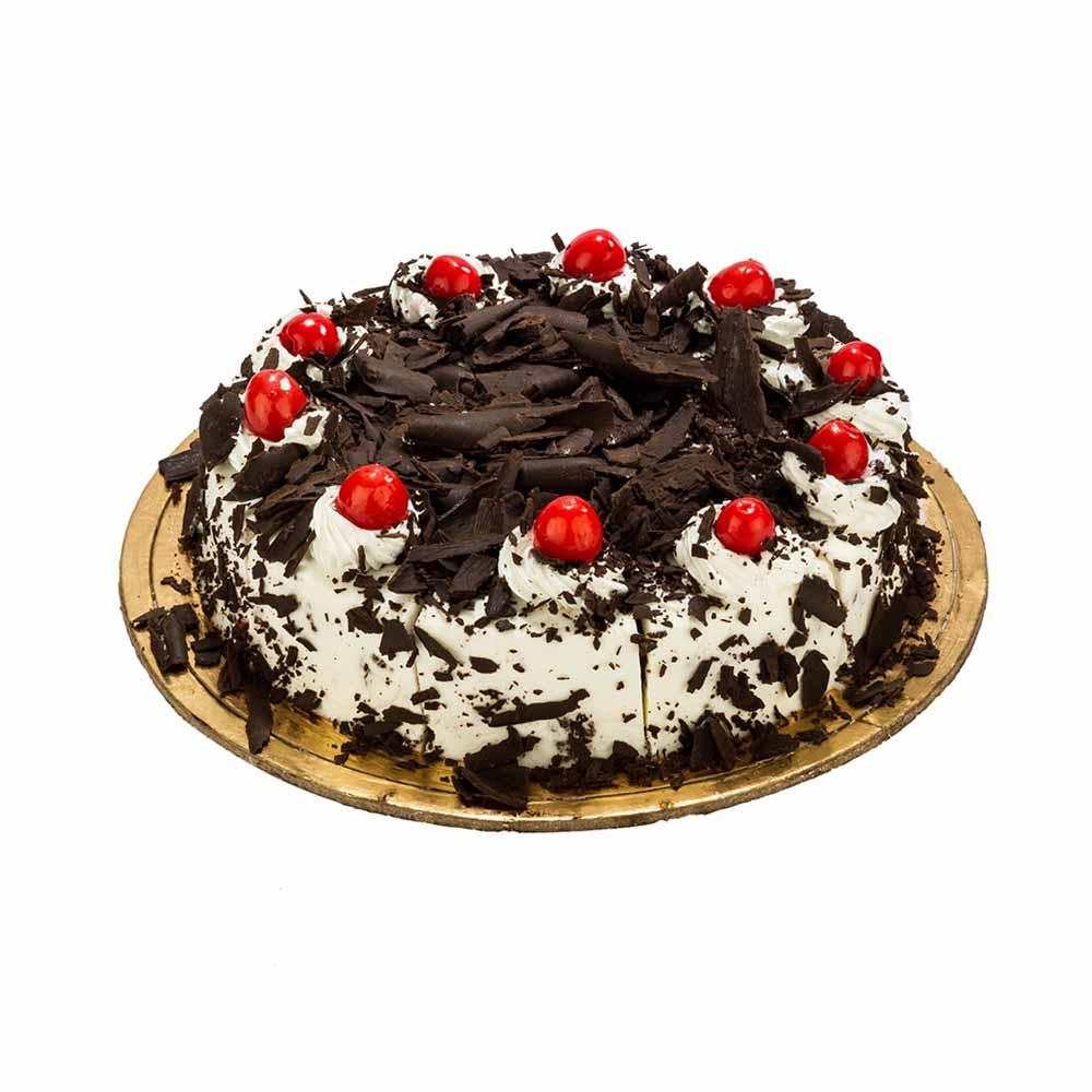 Delhi & NCR Special-Bikanervala Eggless Blackforest Cake - Delhi Special