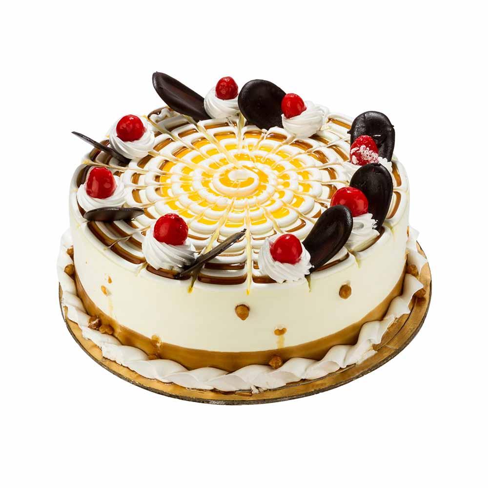 Bikanervala Eggless Butterscotch Cake - Delhi Special