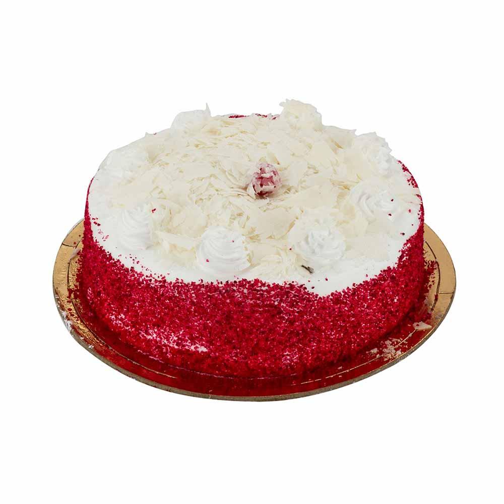 Bikanervala Eggless Red Velvet Cake - Delhi Special