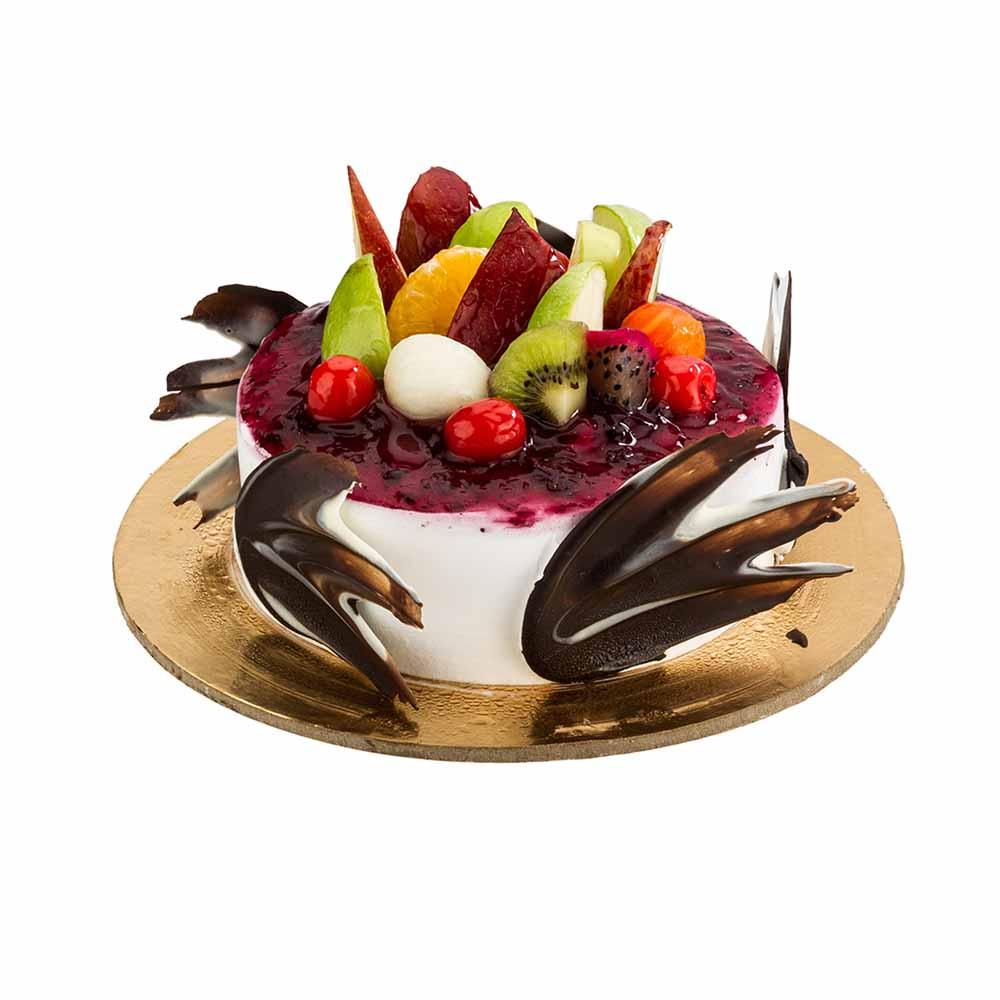 Delhi & NCR Special-Bikanervala Eggless Blueberry Cake Delhi Special