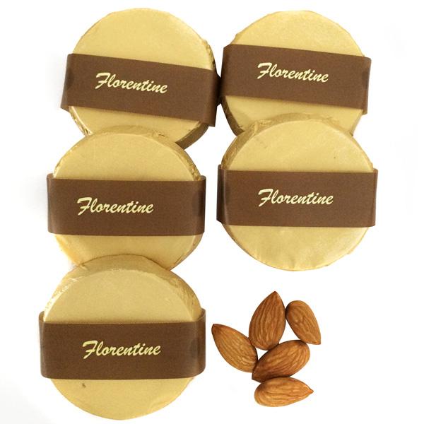 Almond Florentines