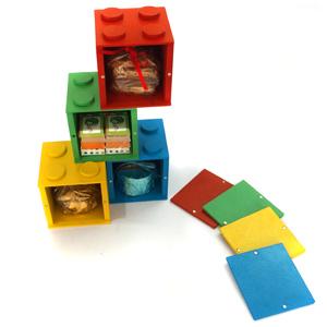 Belgian Chocolates-Lego Chocolate Tower