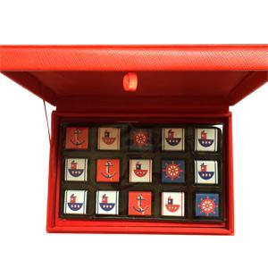 Red Sailing Chocolate Box