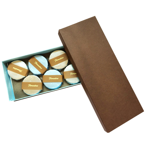 Brown Florentines Box
