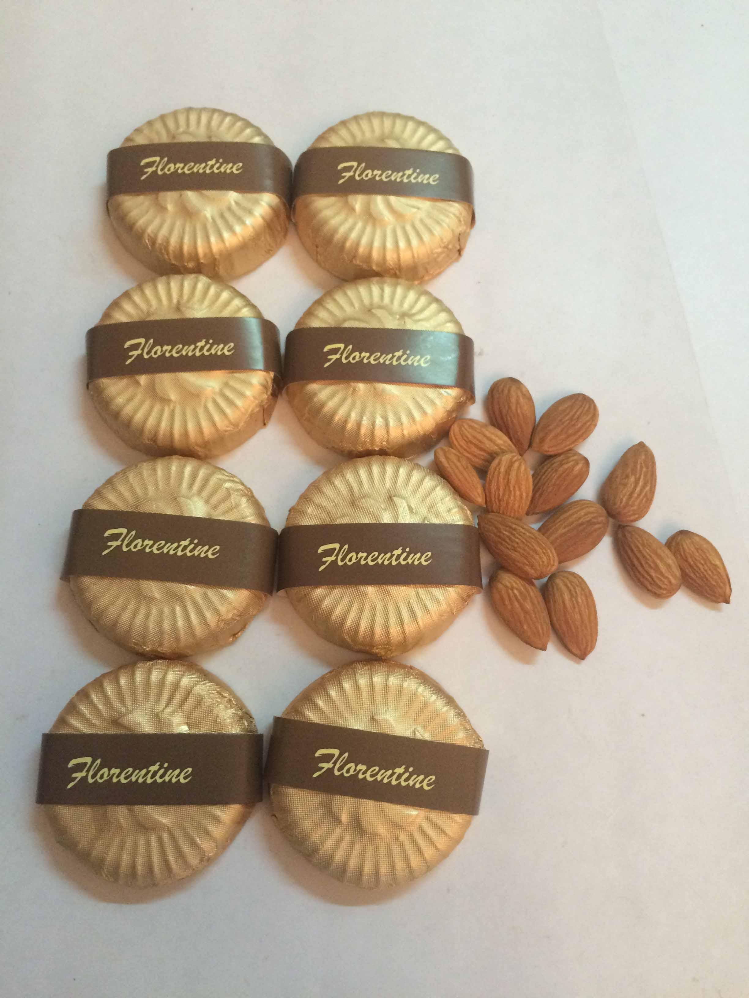 Almond Florentines Box of 8