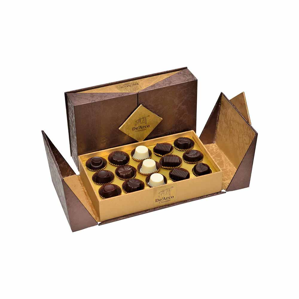De'Arco Chocolatier Elegant Brown 186 g