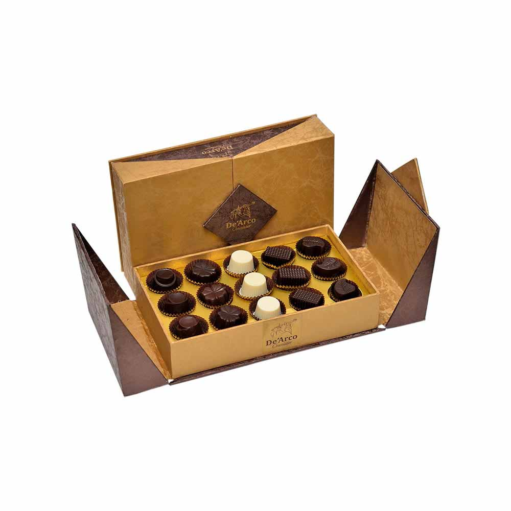 De'Arco Chocolatier Luxurious Gold 186 g