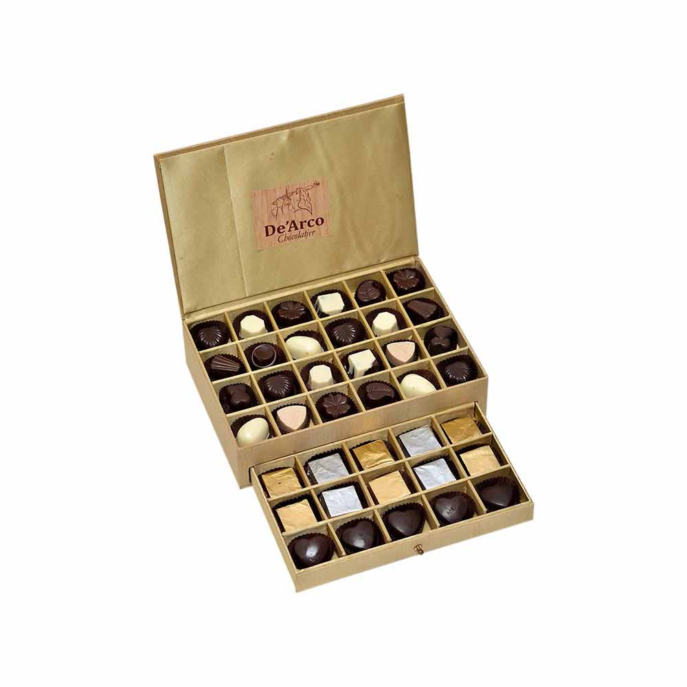 De'Arco Chocolatier Golden Family Pack 520 g